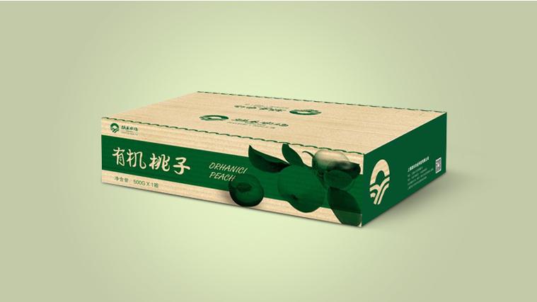 14涌禾农场农产品包装fun88乐天使备用-桃子水果包装fun88乐天使备用-上海fun88体育备用全案fun88体育手机fun88乐天使备用公司