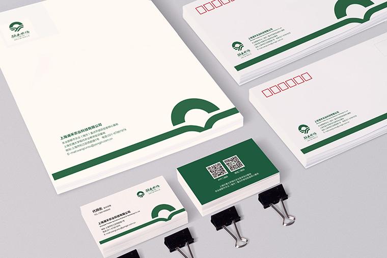 8涌禾农场企业VI设计-上海企业全案策划设计公司