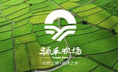 """涌禾农场""""自然之涌,纯净之禾""""农业农产品品牌企业形象全案策划设计"""