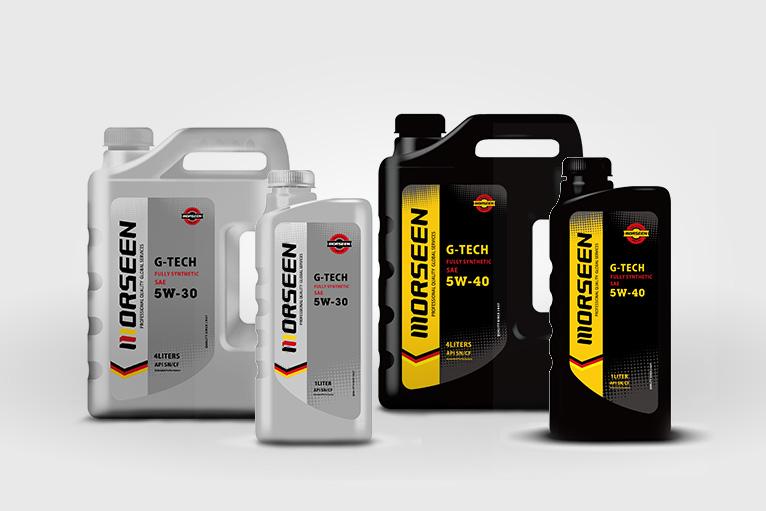 MORSEEN魔胜润滑油包装设计-上海包装设计公司2