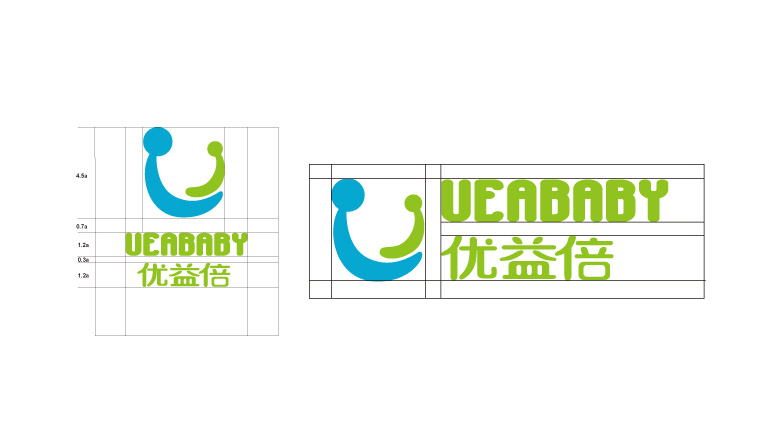 UEABABY优益倍婴儿护肤品fun88体育备用命名、logofun88乐天使备用-上海婴童logofun88乐天使备用公司4
