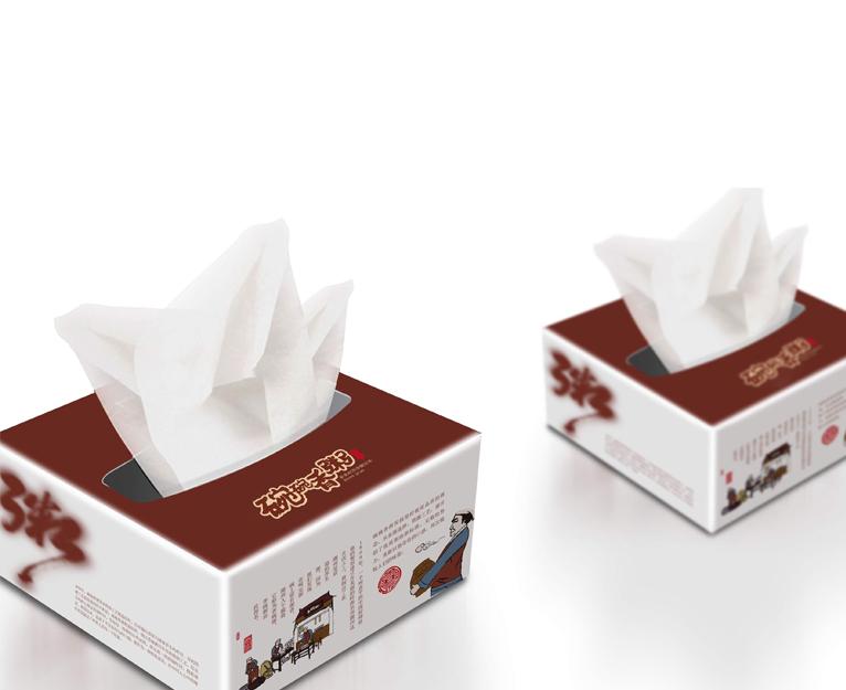 华萃碗碗香粥中式餐饮品牌VI设计与餐厅SI空间设计--上海餐饮品牌VI设计公司4