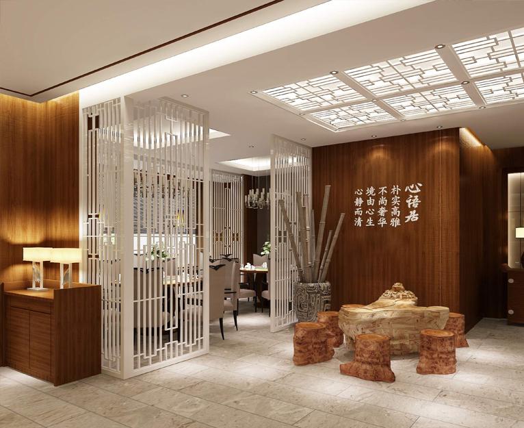 华萃碗碗香粥中式餐饮品牌VI设计与餐厅SI空间设计--上海餐饮品牌VI设计公司5