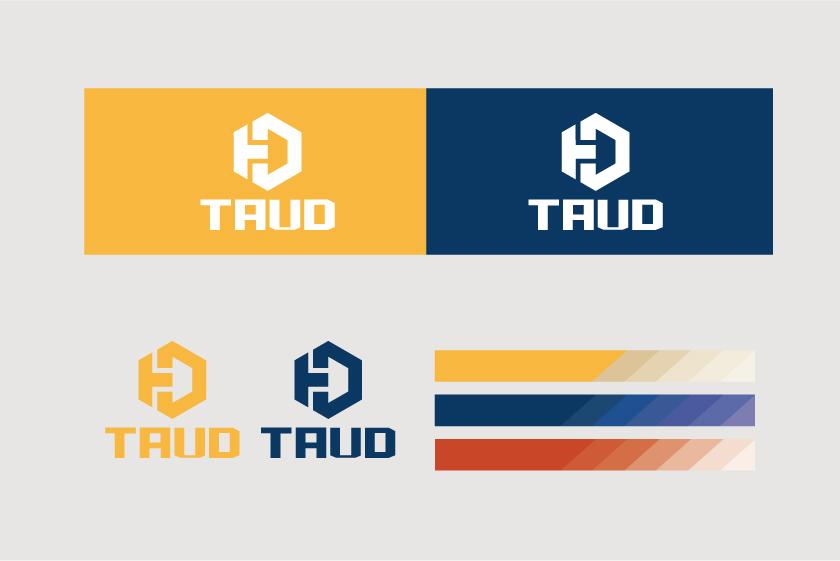 TAUD托德汽车配件LOGO设计-上海logo设计公司3