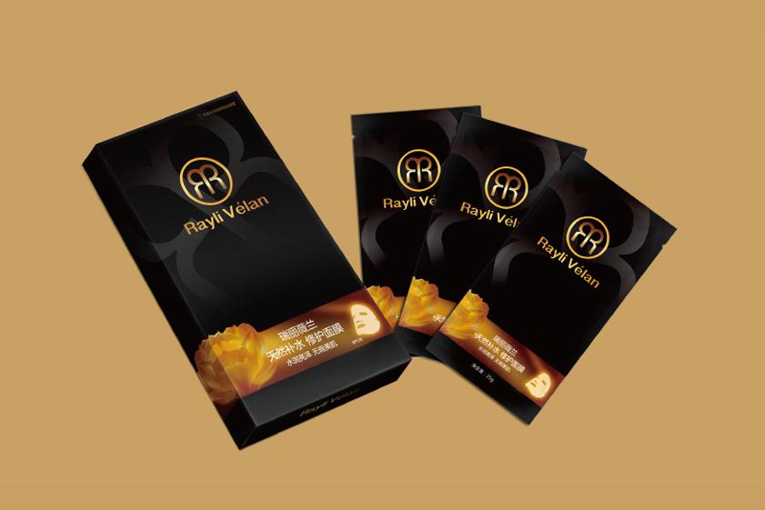 Rayli Velan 瑞丽薇兰面膜化妆品包装设计-上海包装设计公司