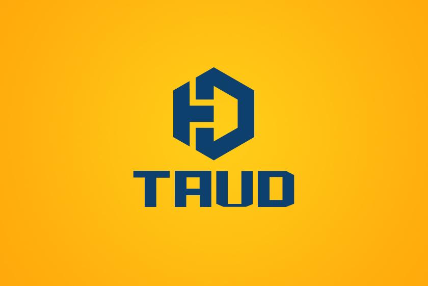 TAUD托德汽车配件LOGO设计-上海logo设计公司1