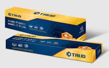 TAUD托德汽车配件包装设计-上海包装设计公司
