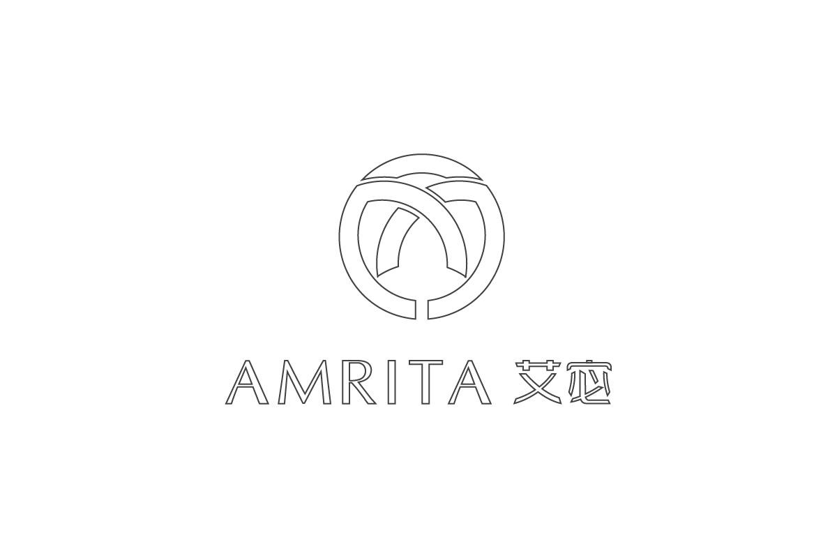 AMRITA 艾宓精油与女性原创万博网页版手机登录万博安卓版命名与logo万博网页版手机登录