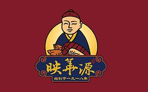 大连映华源食品餐饮公司logo万博网页版手机登录万博安卓版VI万博网页版手机登录