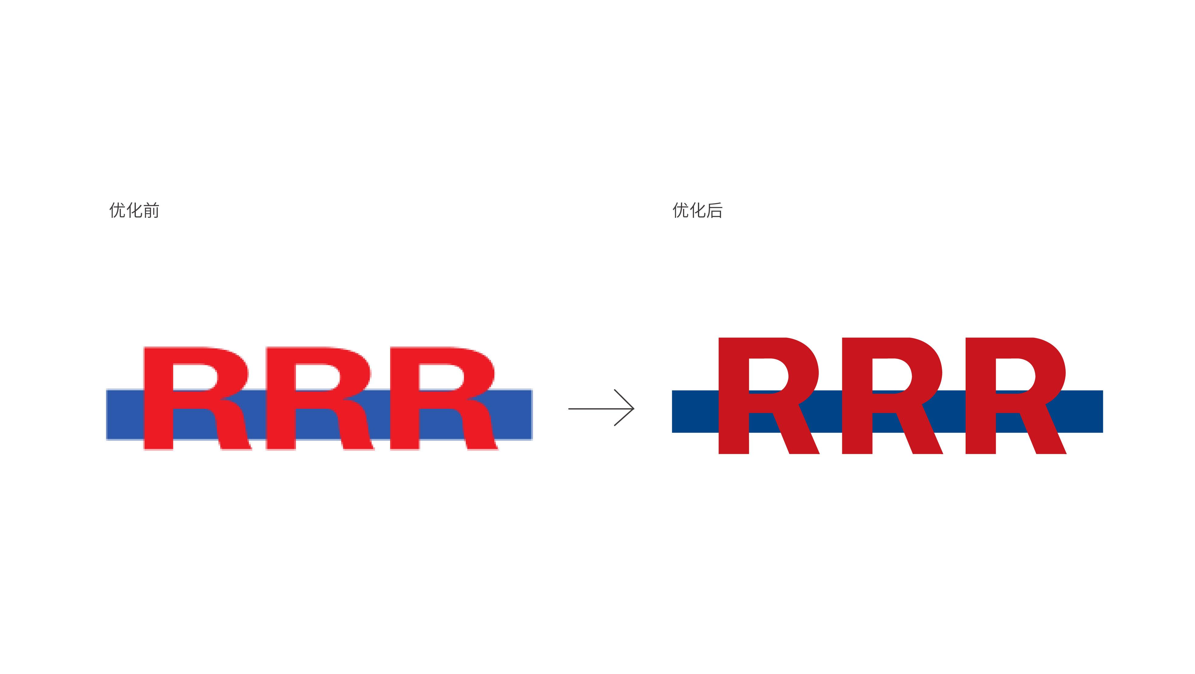 锐一机电公司VI设计,双色系与R识别风工业企业vi设计