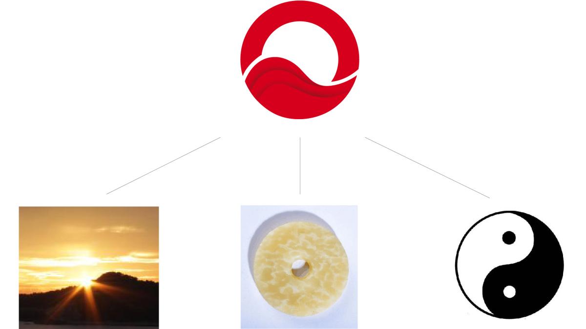 坤旭集团企业文化MI策划建设与公司llogo设计vi设计,浓浓中国风