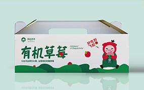 涌禾农场有机草莓包装万博网页版手机登录