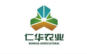 仁华农业公司万博安卓版logo万博网页版手机登录VI万博网页版手机登录