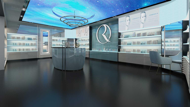 RFANNA瑞梵纳化妆品专卖店空间万博网页版手机登录