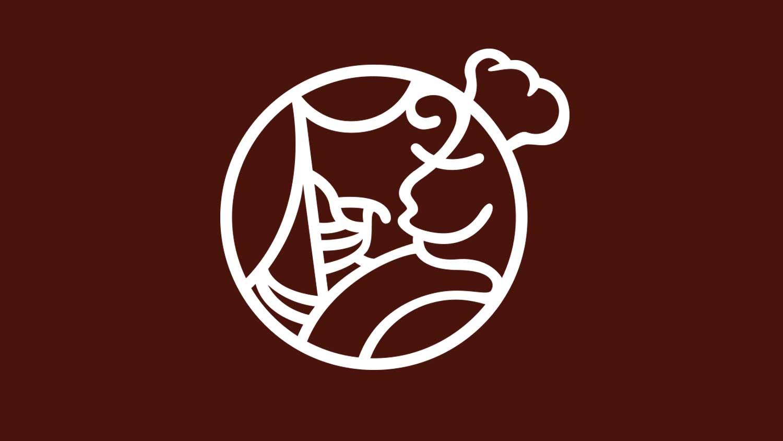 金妈妈时尚餐饮品牌设计与空间设计