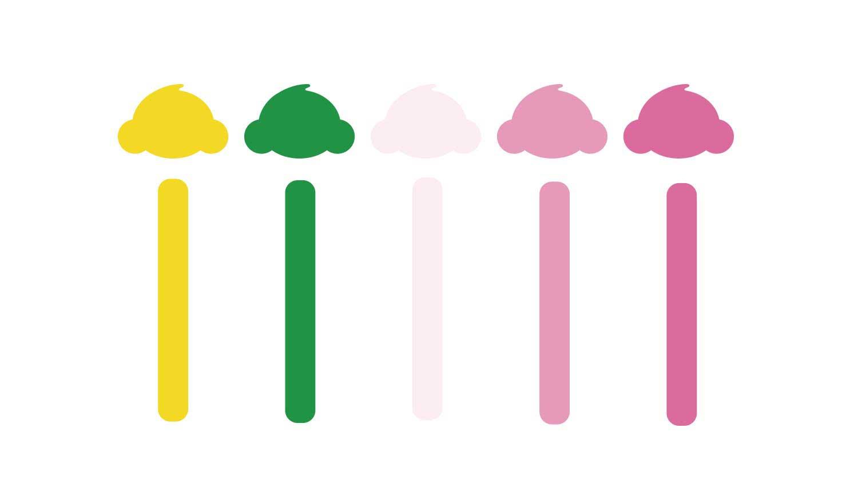 贝倍园儿童图书品牌logo设计吉祥物设计