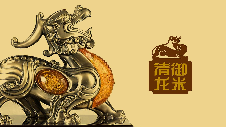 清御龙米五常大米万博安卓版logo万博网页版手机登录包装万博网页版手机登录