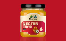 北大荒集团瑞茁蜂蜜包装设计