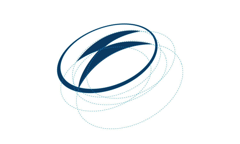"""海翼汽车配件公司""""H字母""""企业logo设计与企业形象vi设计"""